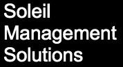 Soleil Management Solutions